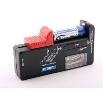 BUYINCOINS Universal Battery Tester AA AAA C D 9V Button Checker - intl Price Philippines