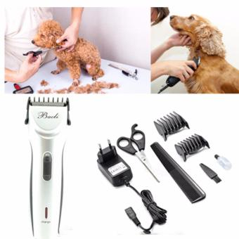 Harga BM Complete Set Pet Hair Clipper