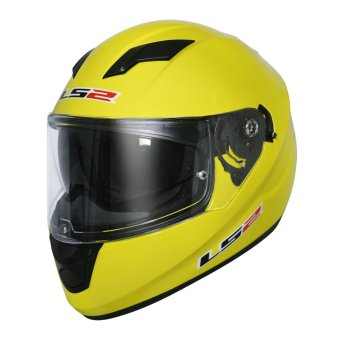 LS2 FF320 Stream Mono Helmet (Hi-Viz Yellow) - M Price Philippines