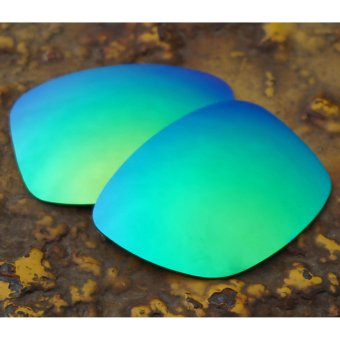 BOTT Replacement Lenses for Jupiter Squared Sunglasses Polarized Green - intl Price Philippines