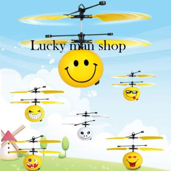 Harga Upgrade Package Induction Flying Toy Despicable Me Minion Remote Control RC Helicopter Quadcopter Drone Kid Toy