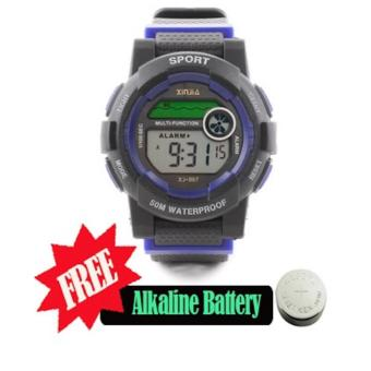XINJIA Water Resistant Sports Digital Wrist Watch 867 Price Philippines