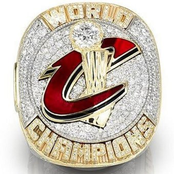 MVP LeBron James 2016 Cleveland Cavaliers National Basketball Championship Ring (Newest) - intl Price Philippines