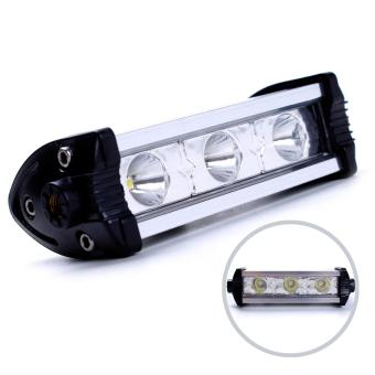 Harga Motor Craze Universal Motorcycle 3 LED Light (Silver)