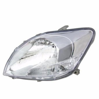 Harga Head Lamp Left Side for Toyota Vios '07 (Clear)