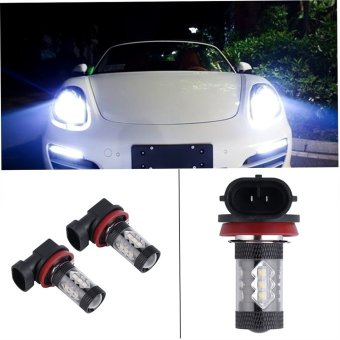 Allwin 1920LM LED H11 DRL Fog Light LED High Power 80W Super White Projection DRL Price Philippines