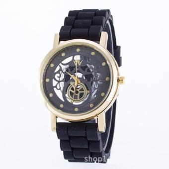 MUGEN Fashion quartz hollow female watch Price Philippines