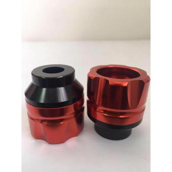 Universal Axle Nut Cover Cap(Orange) Price Philippines