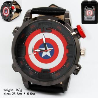 Kisnow America Fashion Movies Watches(Color:Captain) - intl Price Philippines