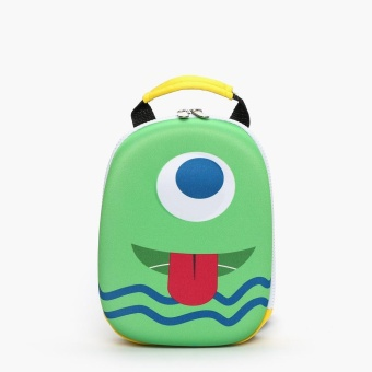 Harga SM Kids Monster Backpack (Green)