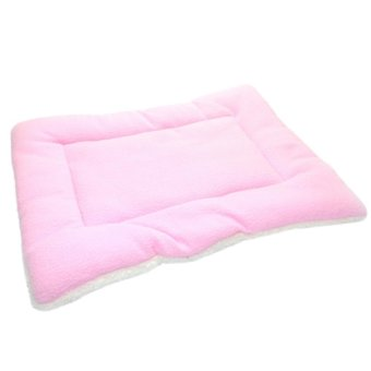 Harga Makiyo Pet mat, air conditioning pad warm pet cat/dog etc (Pink) - intl