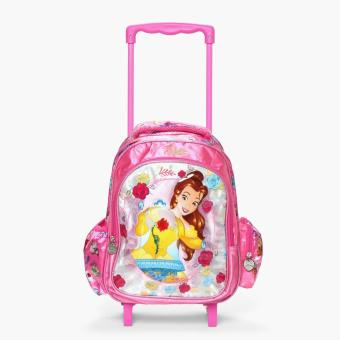 Disney Princess Girls Light Up Belle Trolley Backpack Price Philippines