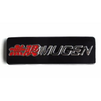 MUGEN Grill Metal Emblem Chrome Red Price Philippines
