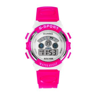 S SPORT Kid's Sports Watch Unisex Water Resistant Price Philippines