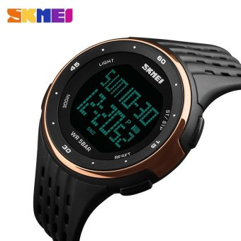 SKMEI Casual Sport Watches Women Style Waterproof LED Digital Watches 1219 intl Price Philippines
