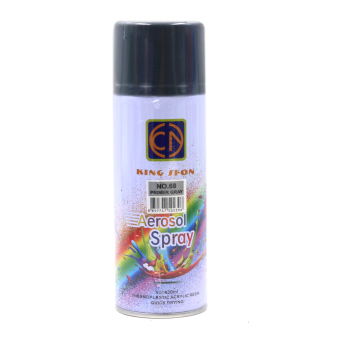 Harga Motor Craze King Sfon Aerosol Spray Paint (Primer Gray)