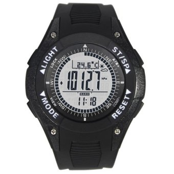 Harga Multifunctional Sports Watch FR8202A Altimeter Barometer Compass Pedometer