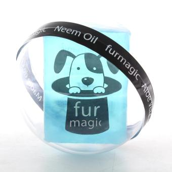 Harga Fur Magic Dog Soap (Blue)