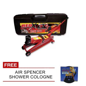 Harga NFSC - Red X Hydraulic Floor Jack 3 Ton With Air Spencer Shower Cologne