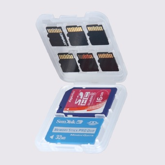 Hard Micro SD SDHC TF MS Memory Card Storage Box Protector Holder Hard Case Price Philippines