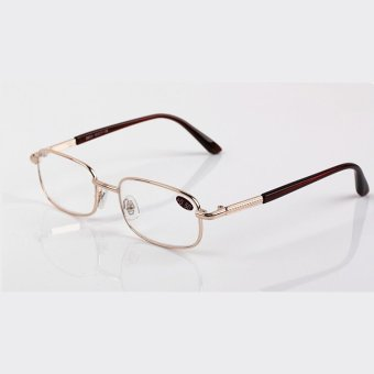 Anti-fatigue Alloy Frame Reading Glasses +0.75 Price Philippines