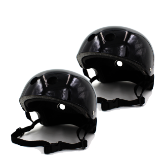 Harga Motor Craze Set of 2 Half Face Crash Safety Passenger Helmet