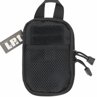 LefRight Black Mini Tactical Molle EDC Compact Pocket Organizer Pouch - intl Price Philippines