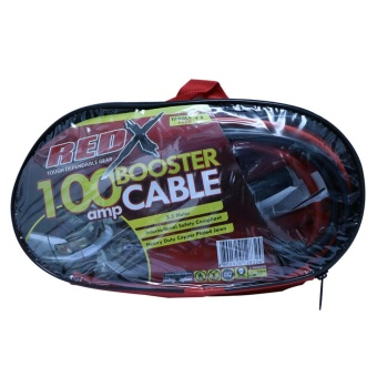Harga NFSC - Red X Cable Booster 100amp