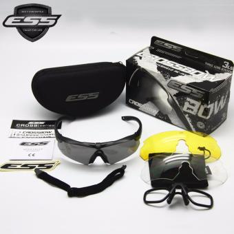 Harga ESS Crossbow Cross Series 3LS (3 Lens System) Kit with Interchangeable Lenses and Hard Case