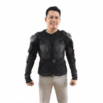 Harga Motorcycle Full Body Motor Craze Fox Protective Armor Jacket Spine Chest Shoulder Riding Gear