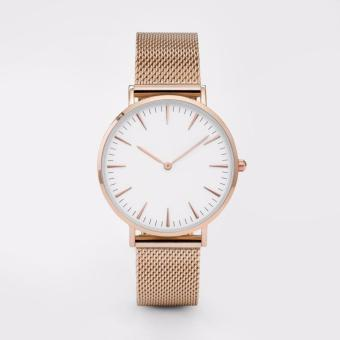 Quartz Watches Women's Casual Wristwatch(Rose gold) Price Philippines