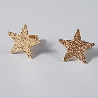 Jewelworld Stardust Bangkok Plated Earrings (gold) Price Philippines
