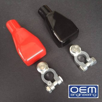 Harga OEM Engineering OEM style heavy duty battery terminals.with OEM style Covers