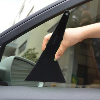 Window Film Handle Squeegee Tint Tool For Car Home Office, Medium Size(Black) - intl Price Philippines