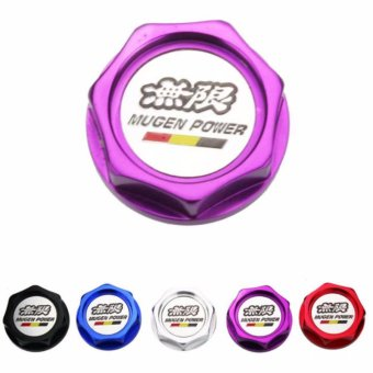Honda MUGEN Oil Cap (Violet) Price Philippines
