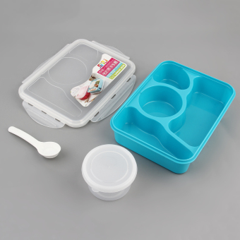GOOD Modern Ecofriendly Portable Students Lunch Box Outdoor Picnic Food Container - intl Price Philippines