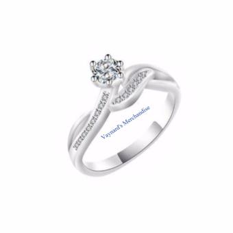 925 Silver Ladies Ring (Engagement Ring) Price Philippines