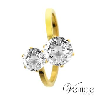 Harga Venice Hive Gold Plated Ring