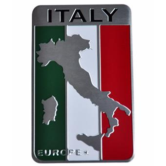Italy Map Car Alloy Emblem Price Philippines