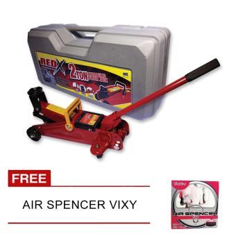Harga NFSC - Red X Hydraulic Floor Jack With Free Air Spencer Vixy