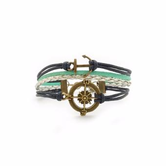 Trinkets for Keeps - Compass and Anchor Bracelet Price Philippines