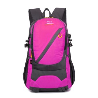 Harga 30L Premium Waterproof Nylon Daypack Trave Daypack Backpack Trolley - intl
