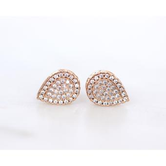 Athena & Co. 22k Gold Plated Lauren Pave Earrings Price Philippines