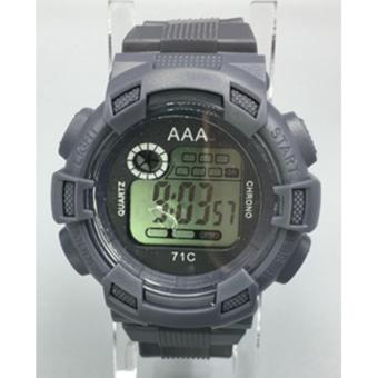 AAA Unisex Sports Digital Sports Watch (Grey) Price Philippines