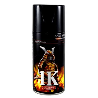 Samurai K1KT Twinkling Clear 1K Top Coat Spray Paint 300ml Price Philippines