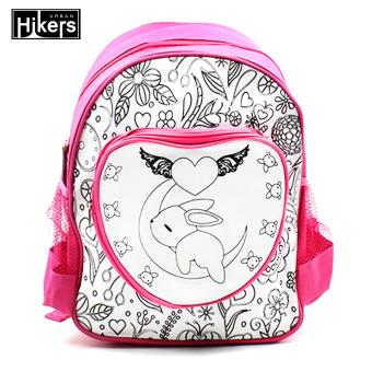 Harga Urban Hikers Kids Color Me Backpack (Rabbit)