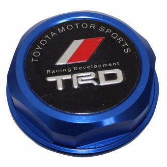 TRD Oil Filler Cap (Blue) Price Philippines