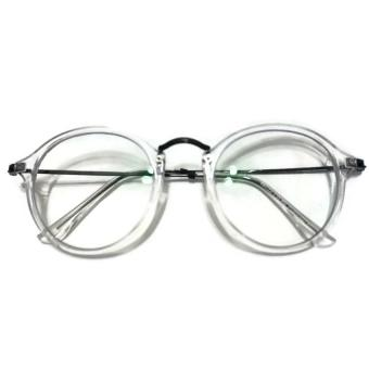 The Evocative Retro Premium Computer Glasses (Chrome Black) with Anti-blue, Anti-fatigue and Anti-radiation with Clear Lens Price Philippines