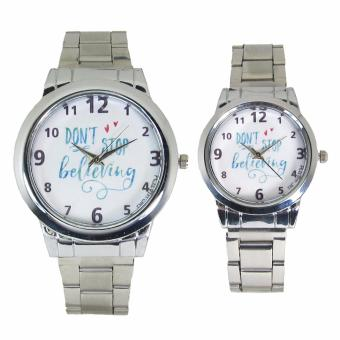 Pic Watch Love Watch Don't Stop Believing Couple Watch Price Philippines