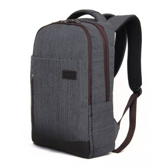 Harga Kingslong KLB112400 Linen Backpack (Dark Grey)